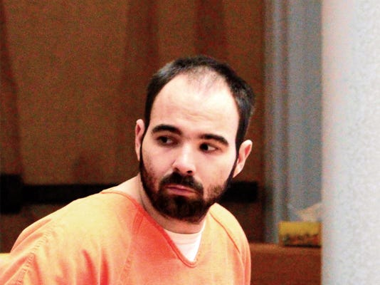 A 12th Judicial District judge sentenced Jesse Bradley, 29, to five years probation on charges including aggravated burglary and larceny of a motor vehicle in court Wednesday. Bradley's attorney Mario Torrez told the court that his client has been diagnosed with paranoid schizophrenia but that his condition has improved with prescription medications.