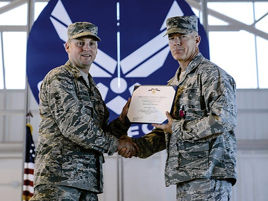 U.S. Air Force Photo — Senior Airman Chase Cannon