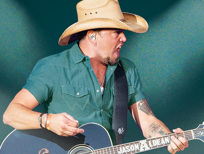 Enter for a chance to win 2 suite tickets at the Resch Center to see Jason Aldean. Enter 4/3-4/26