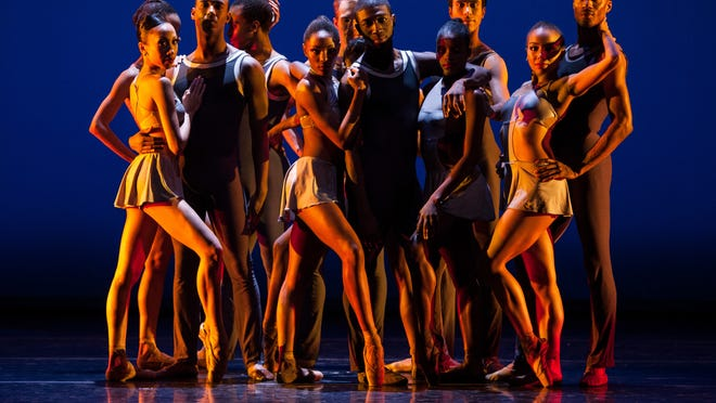 Dance Theatre of Harlem will perform Saturday at the Kentucky Center in Louisville.