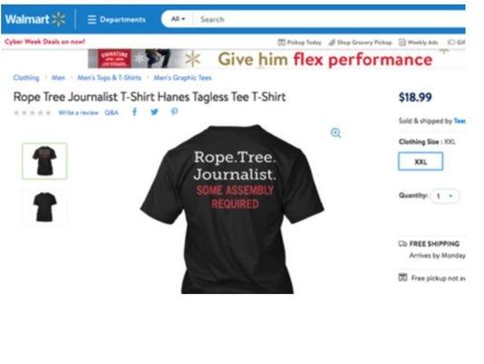 Walmart_T-shirt_journalist_lynching