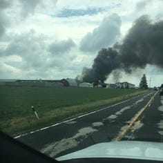 Pilot dead, two farm workers injured after plane crash near Sheboygan airport