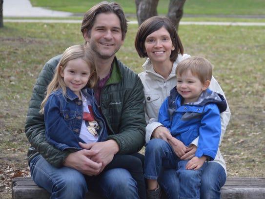 Tim and Andrea Makar of Royal Oak love taking their