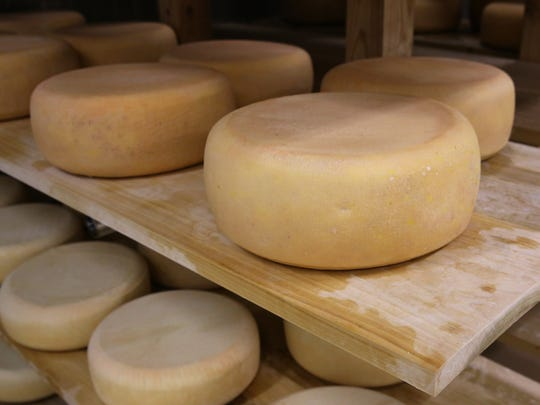 President Trump has threatened to impose another $4 billion of tariffs on European cheeses in retaliation for what he says are unfair subsidies for Europe's Airbus.