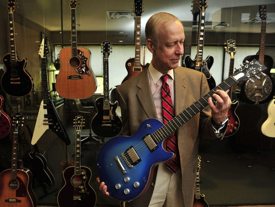 Founded in 1894, Gibson Guitar began to founder during