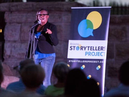 Arizona Storytellers: Growing Up