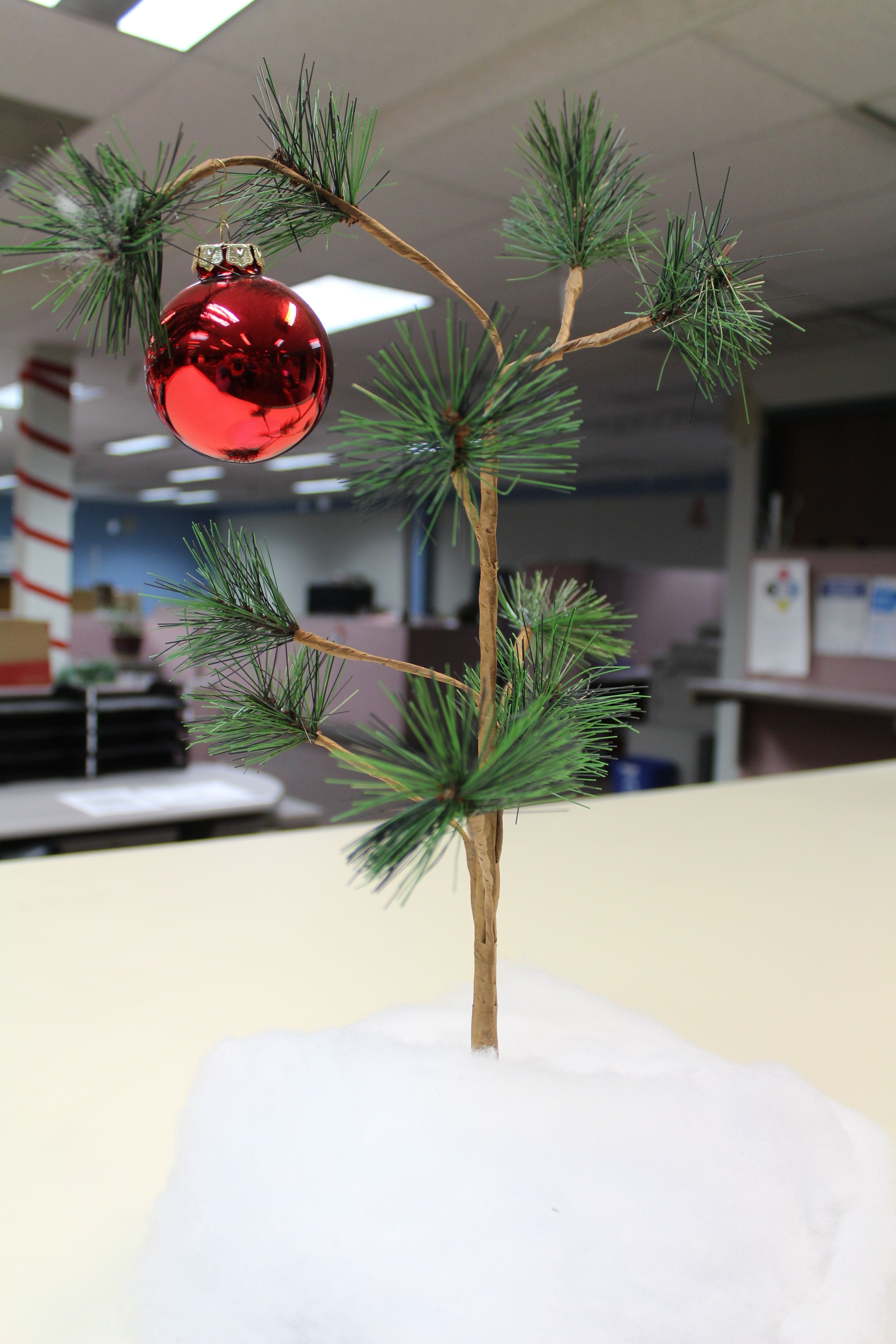 How Charlie Brown killed aluminum Christmas trees