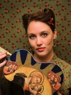 Lafayette artist, musician and business woman Jillian Johnson was killed Thursday in the Grand 16 Theatre shooting.