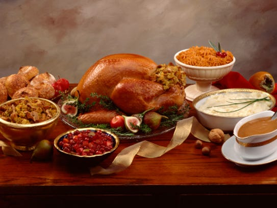 With just a little over a week before Thanksgiving Day, it's time to make a decision about where and what to eat.