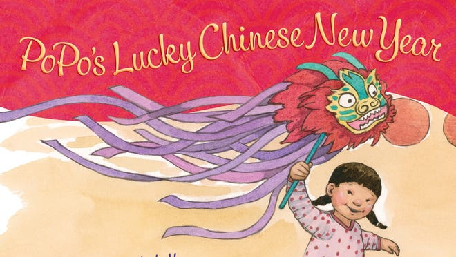 """Popo's Lucky Chinese New Year"""
