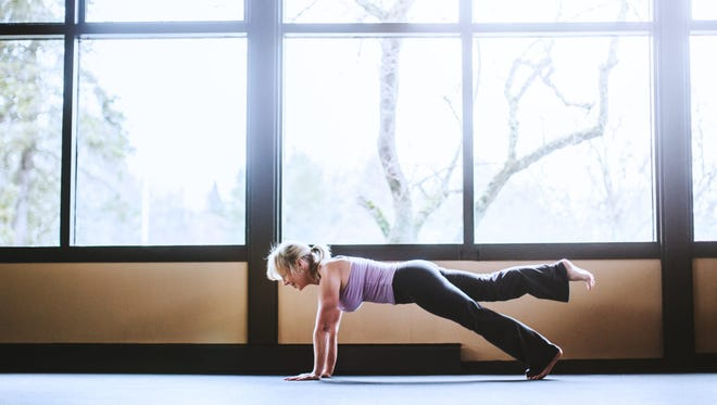 Whether you're 8 or 80, regular yoga practice gets you in touch with your entire body.