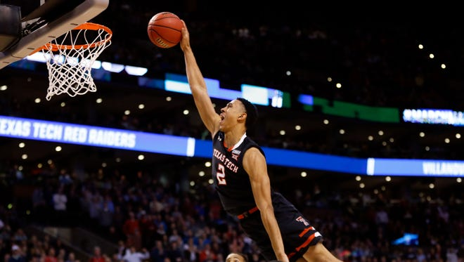 Texas Tech Red Raiders guard Zhaire Smith is a popular pick for the Phoenix Suns in recent mock drafts for the 2018 NBA draft.