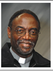 The Rev. Hugh Chapman becomes the sixth Rector of St.