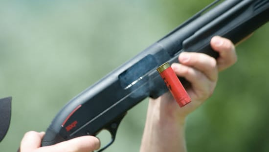 The Winchester Black Shadow is one of the shotguns on the recall list