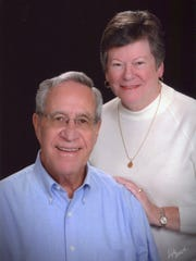 Tom and Ellen Leite are the fourth couple to receive the Heritage Award.