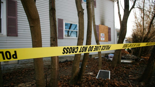 A home in southwest Lansing appeared to be targeted for a Christmas Eve home invasion and resulted in the fatal shooting of a 24-year-old Lansing man. The man was identified by the Lansing Police Department as Terrozza Tyree Griffin.
