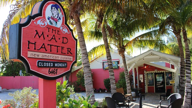 he iconic Mad Hatter Restaurant has been owned by Kurt and Michelle Jarvis since 2007.