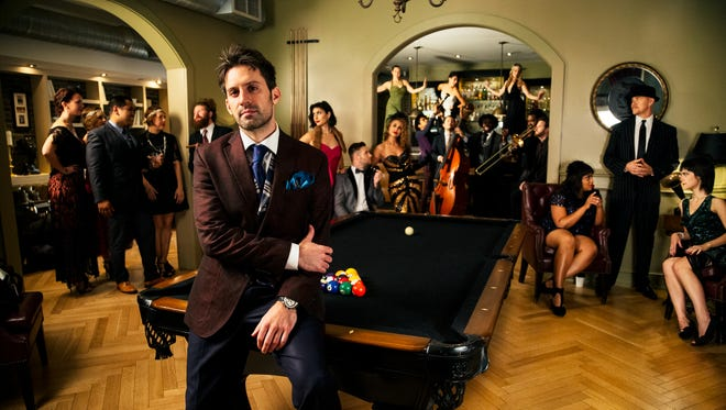 """Postmodern Jukebox is a rotating collective of innovative musicians known for their """"throwback renditions"""" of pop, rock and R&B hits,including everything from Lady Gaga to Guns N' Roses."""