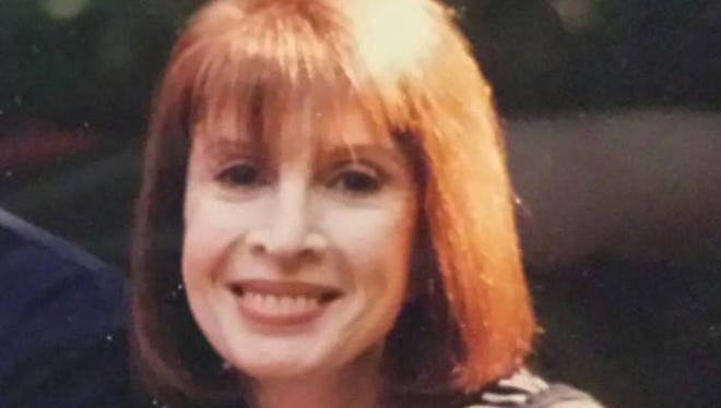 Peggy Nadell, 80, was found stabbed to death in her Valley Cottage, N.Y., home.
