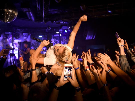 Lady Gaga surprised fans in late October while on the