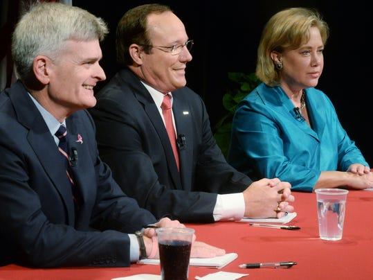Senate Louisiana Debate (2)