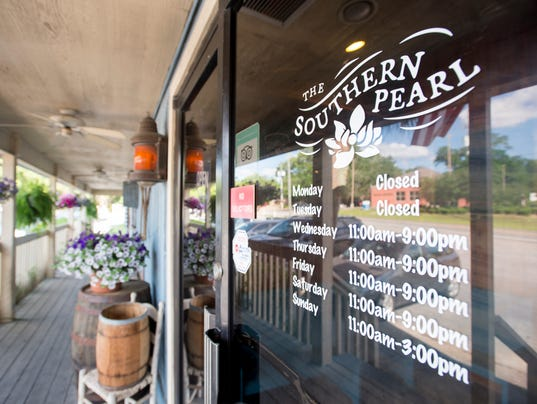 Southern Pearl restaurant