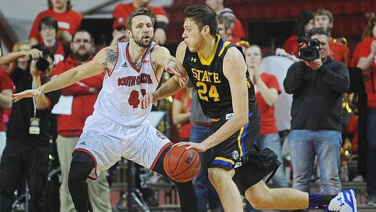 USD and SDSU are just fine in the Summit League