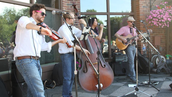 Rock the Block kicks off for the first time this summer at 6 p.m. Wednesday in downtown Howell.