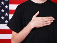 Florida student faces misdemeanor charges after refusing to stand for Pledge of Allegiance