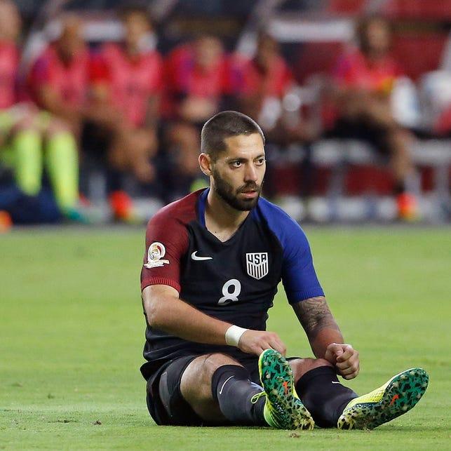 U.S. loses, finishes fourth in Copa America