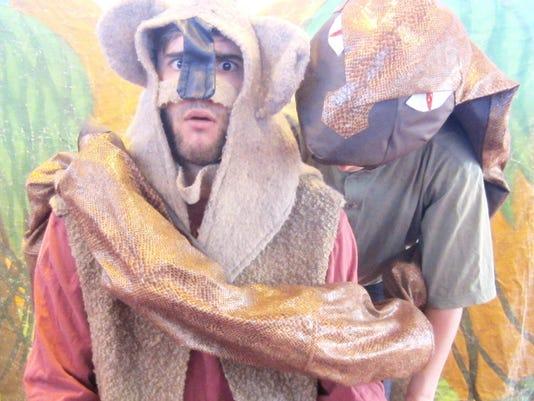 Baloo & Snake RSCT 2