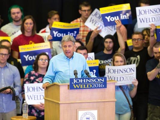 Gary Johnson