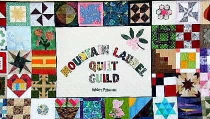 The Mountain Laurel Quilt Guild will have a special speaker at its June 9 meeting.