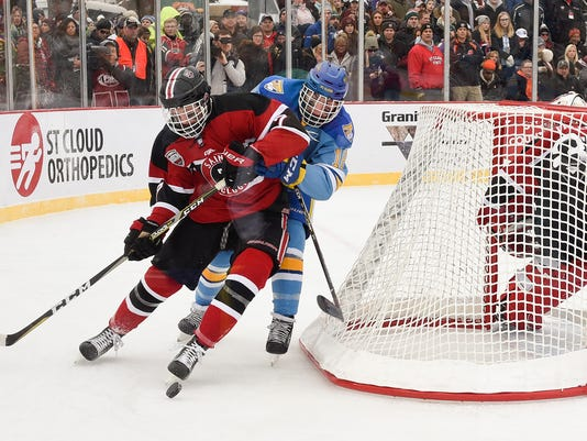 St. Cloud vs Cathedral 1