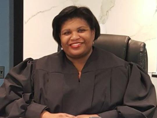 Judge Kahlilia Yvette Davis
