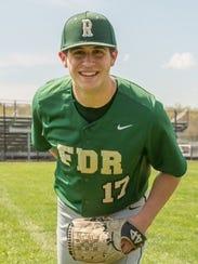 Franklin D. Roosevelt baseball player Ethan Klein