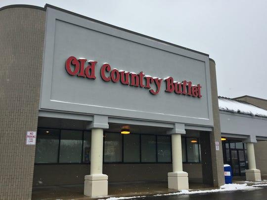 Asian Buffet Hibachi Grill will join Battle Creek's Minges Brook Mall starting in March. The restaurant fills the spot of Old Country Buffet, which closed in March 2016.