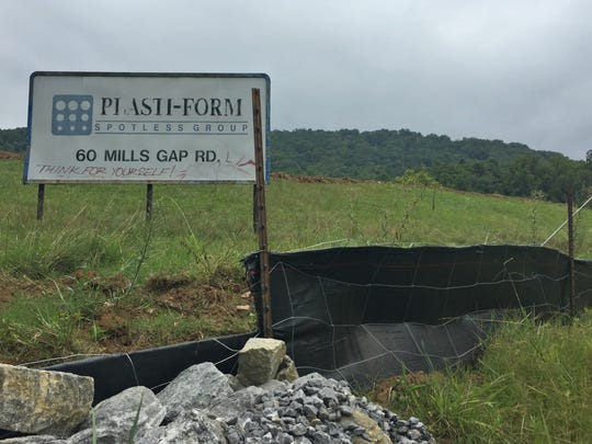 Site work has begun at 60 Mills Gap Road in South Asheville