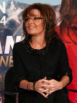 Sarah Palin talks up her upcoming show for Sportsman Channel.