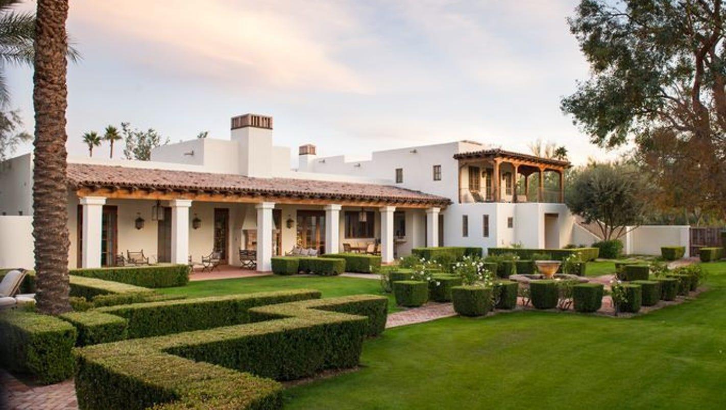 luxury homes baseball legend george brett buys 3m pv mansion