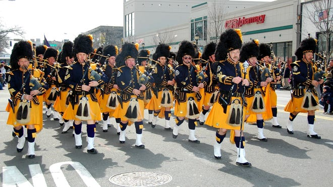 The White Plains St. Patrick's Day Parade will be delayed an hour.