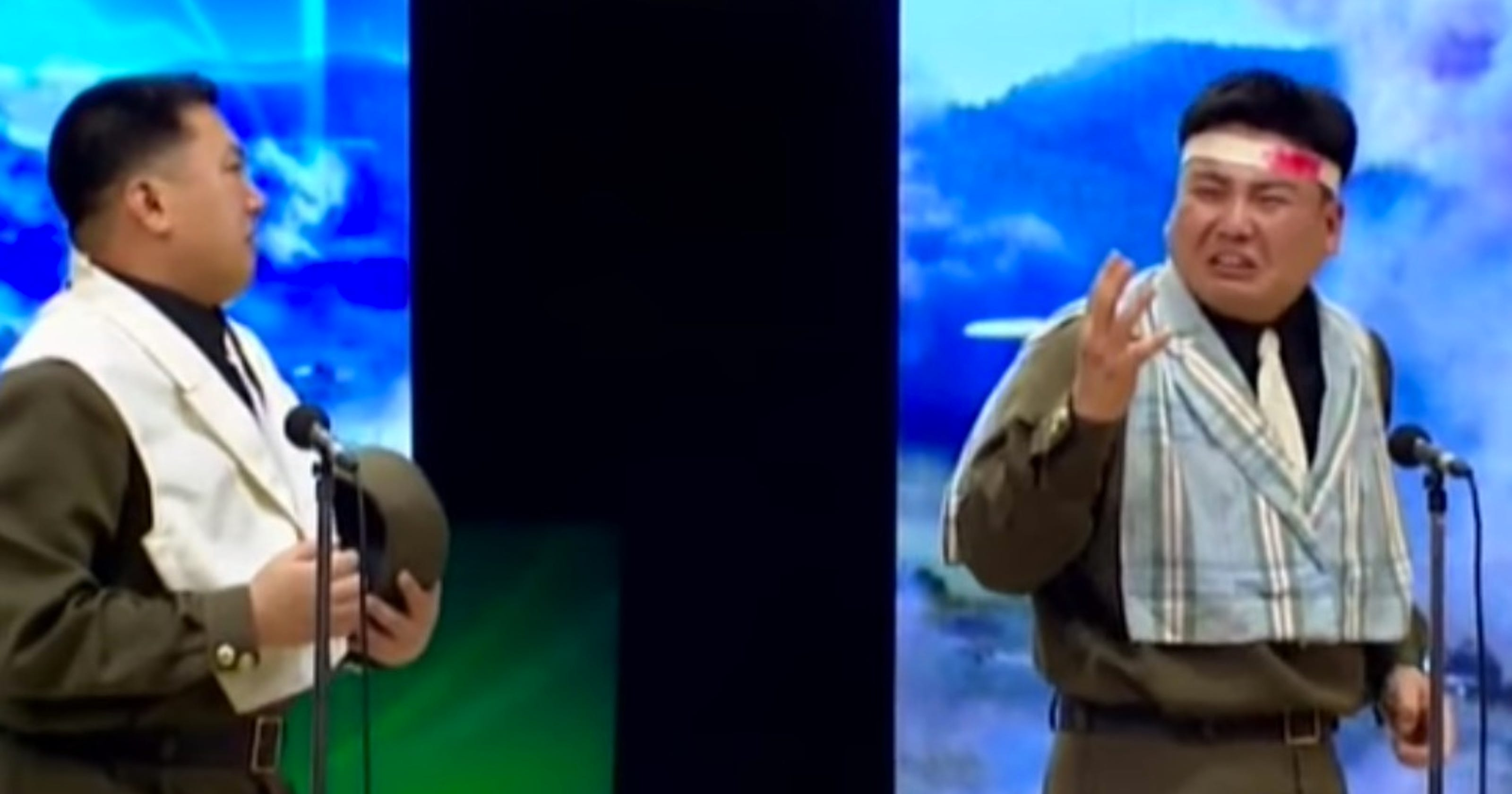 North Koreas Attempt At Humor Tv Show Mocks Obama