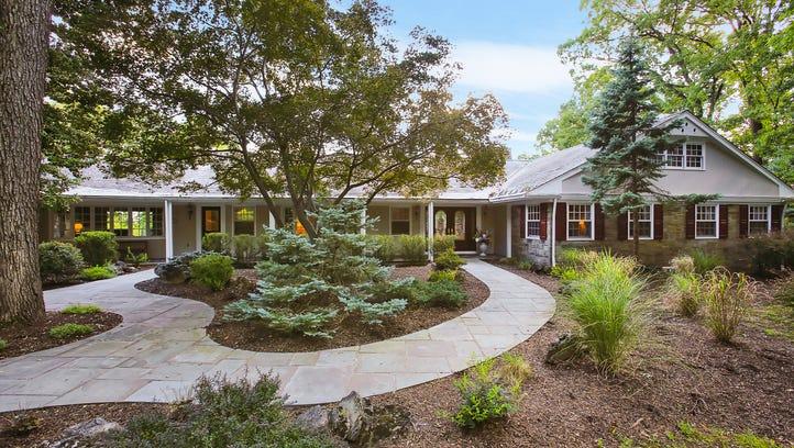 Martinsville home has five bedrooms