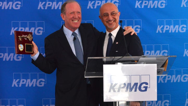 KPMG seeks to expand Montvale campus