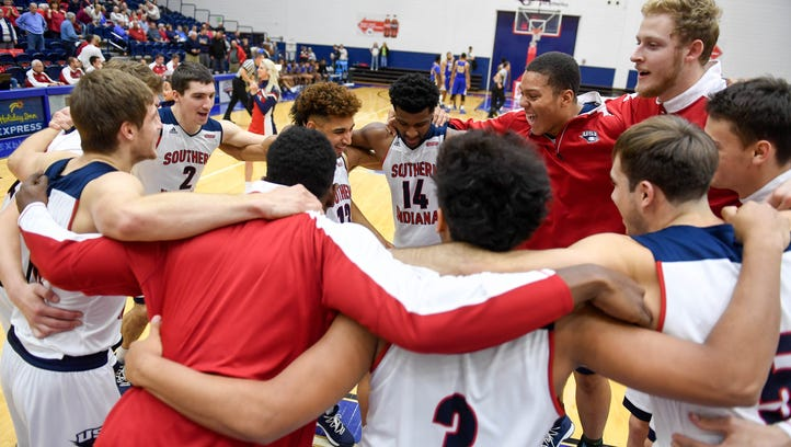 USI treating Las Vegas as a business trip, not a vacation