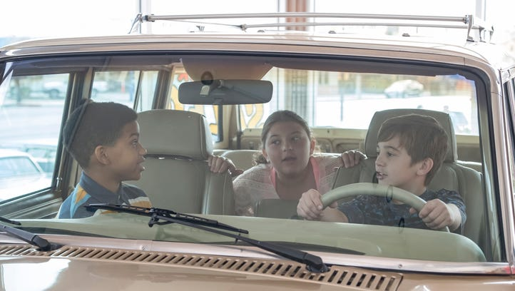 Recap: 'This Is Us' takes a drive through family life with Jack Pearson