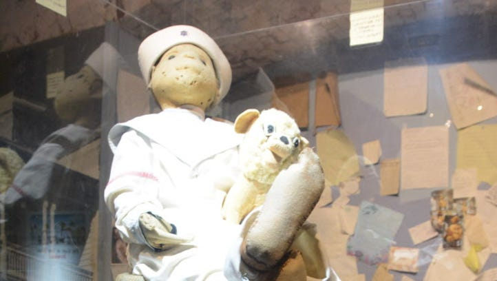 Schensul: if you go to Key West, Fla. beware of Robert the Doll (Archive)
