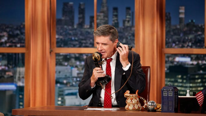 Craig Ferguson announced Monday that he will be leaving CBS' The Late Late Show.'