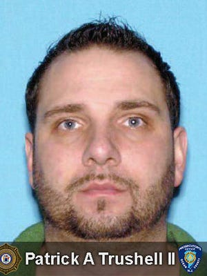 Patrick Trushell, 38, of Toms River.