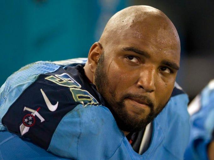 Daquan Jones Titans defensive linem...